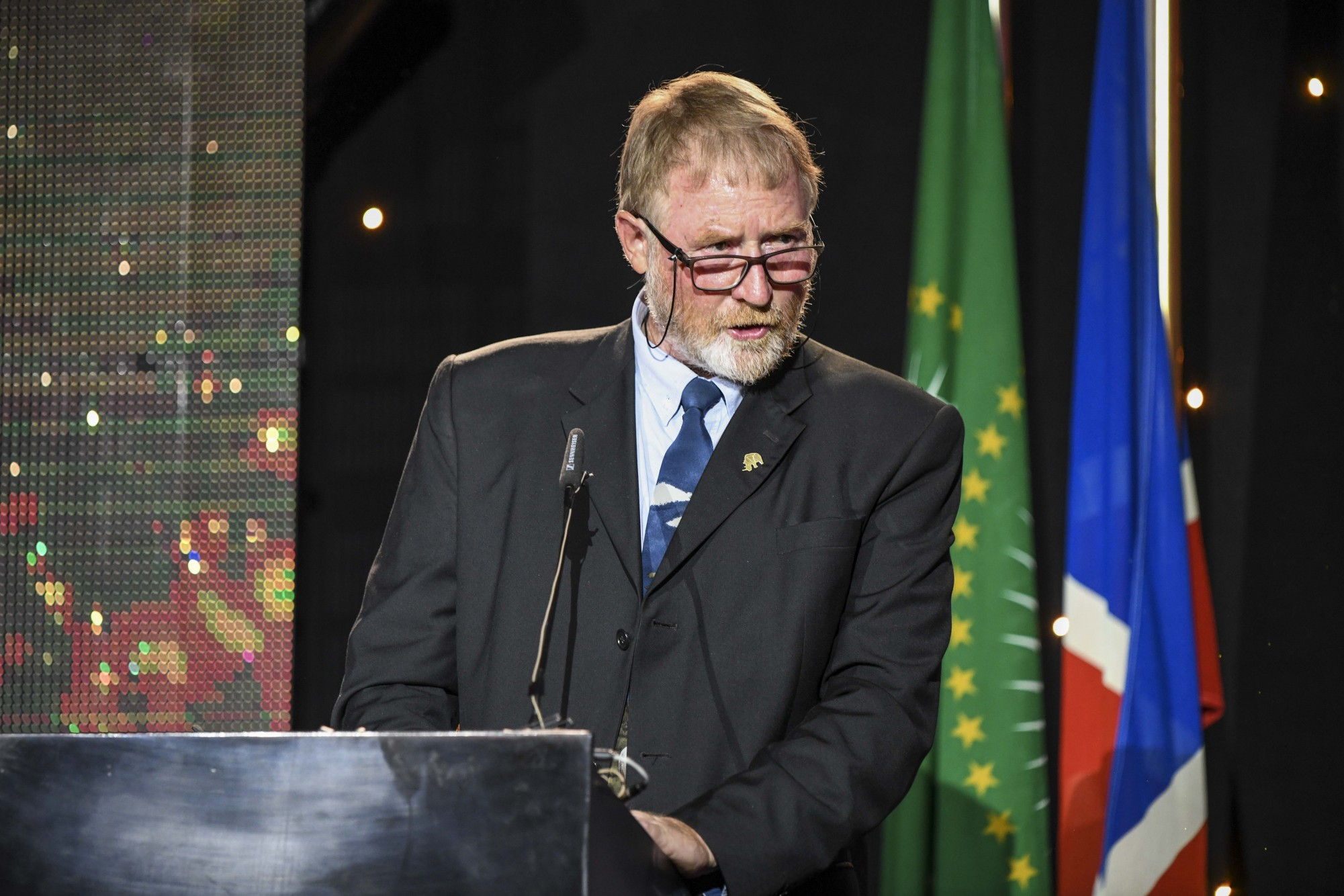 Dr. Chris Brown (CEO, Namibia Chamber of Environment)
