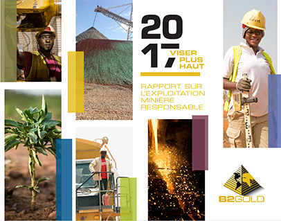 Responsible Mining Report 2017 Raising the Bar Mali (French Version)(October 2018)