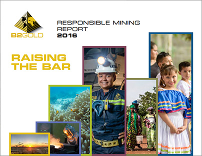 Responsible Mining Report 2016 - Raising the Bar